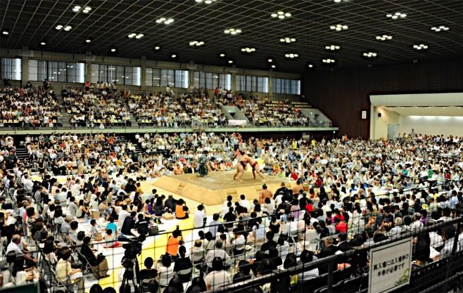 地方巡業のチケットの取り方は?そもそも大相撲地方巡業の楽しみ方って何?